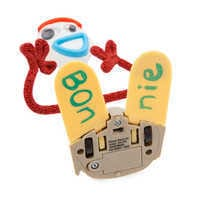 Image of Forky Interactive Talking Action Figure - Toy Story 4 - 7 1/4'' # 3