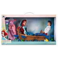 Image of Ariel and Eric ''Kiss the Girl'' Playset - The Little Mermaid # 3