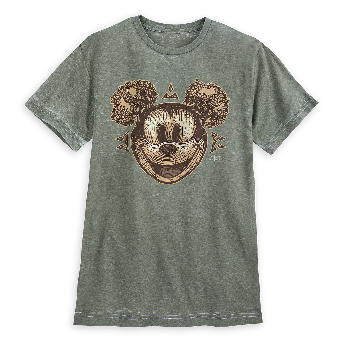 467c69db Product Image of Mickey Mouse Disney Parks Artist Series T-Shirt for Men by  Darren