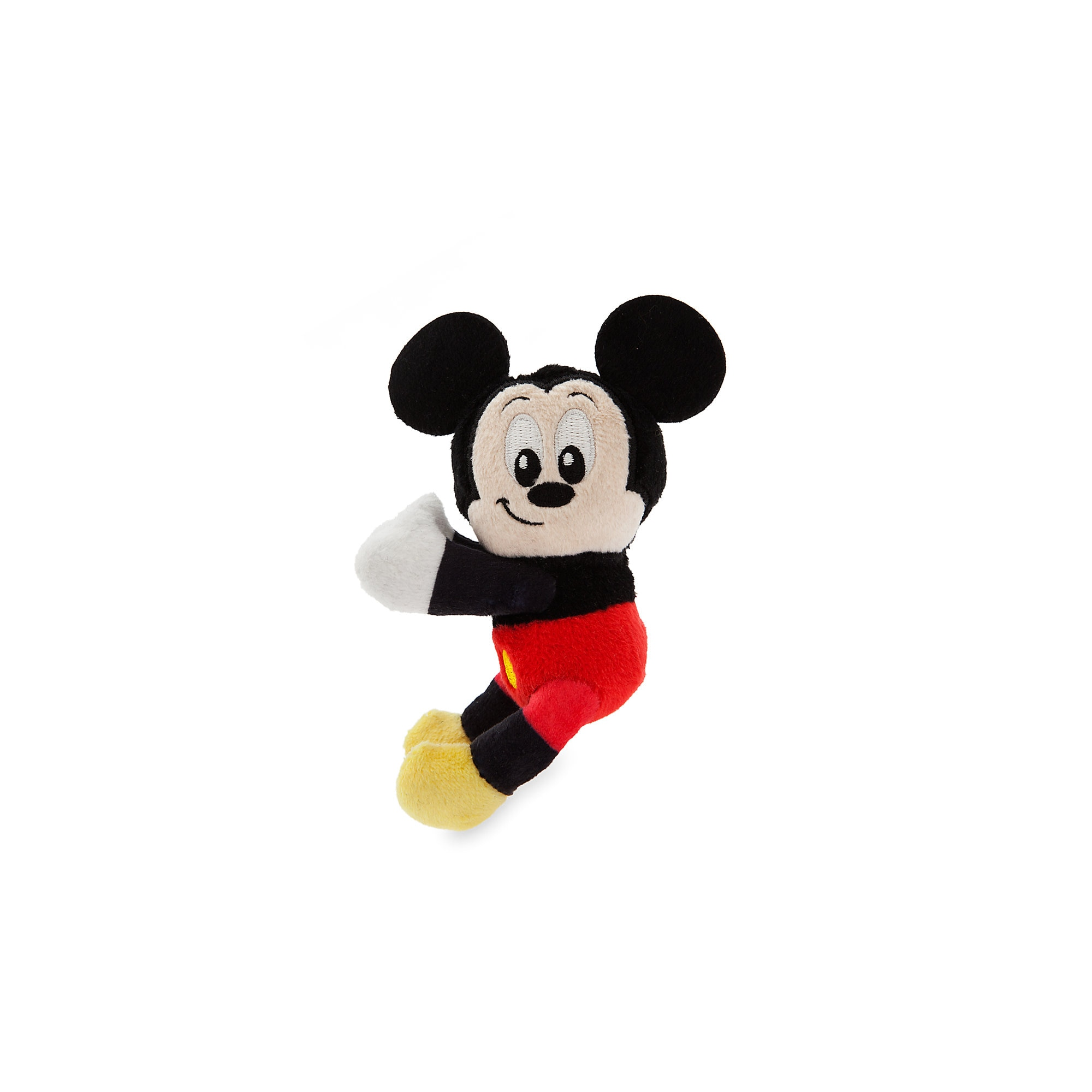Mickey Mouse Plush Clip-On - Micro