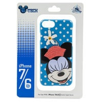Image of Minnie Mouse Jeweled Hat iPhone 7/6/6S Case # 2