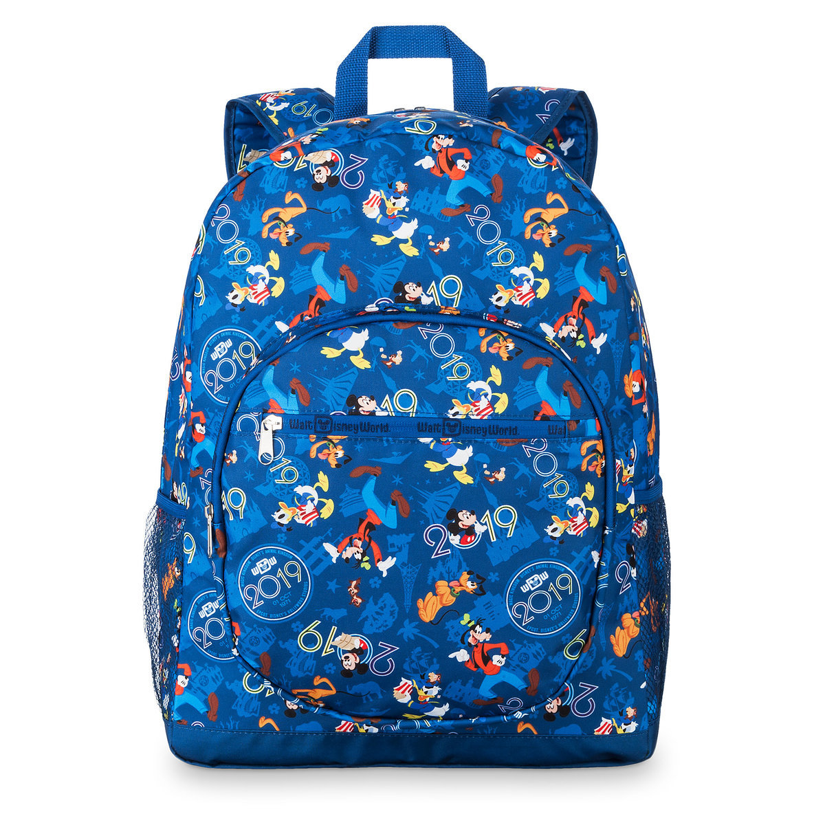 Product Image of Mickey Mouse and Friends Walt Disney World Backpack - 2019    1