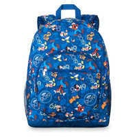 Image of Mickey Mouse and Friends Walt Disney World Backpack - 2019 # 1