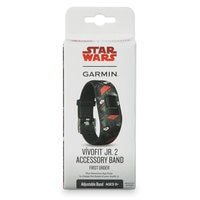 Image of Star Wars First Order vivofit jr. 2 Accessory Band by Garmin - Adjustable # 4