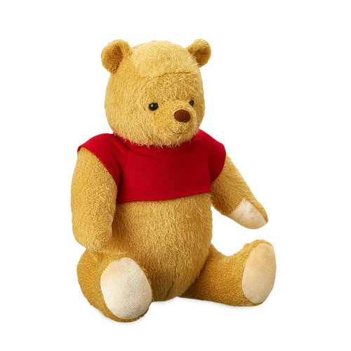 Winnie The Pooh Plush Christopher Robin Medium