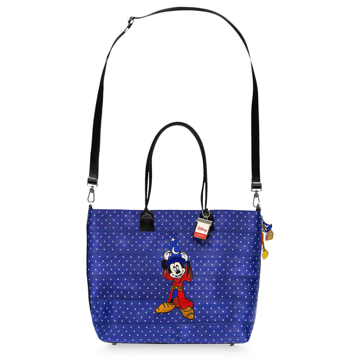 Product Image of Sorcerer Mickey Mouse Tote Bag by Harveys   3 7b619eb43d
