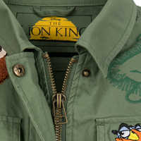 Image of The Lion King Woven Jacket for Women # 5