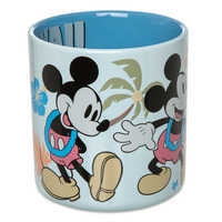 Image of Mickey and Minnie Mouse Mug - Hawaii # 2
