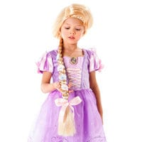 Image of Rapunzel Wig with Braid # 4