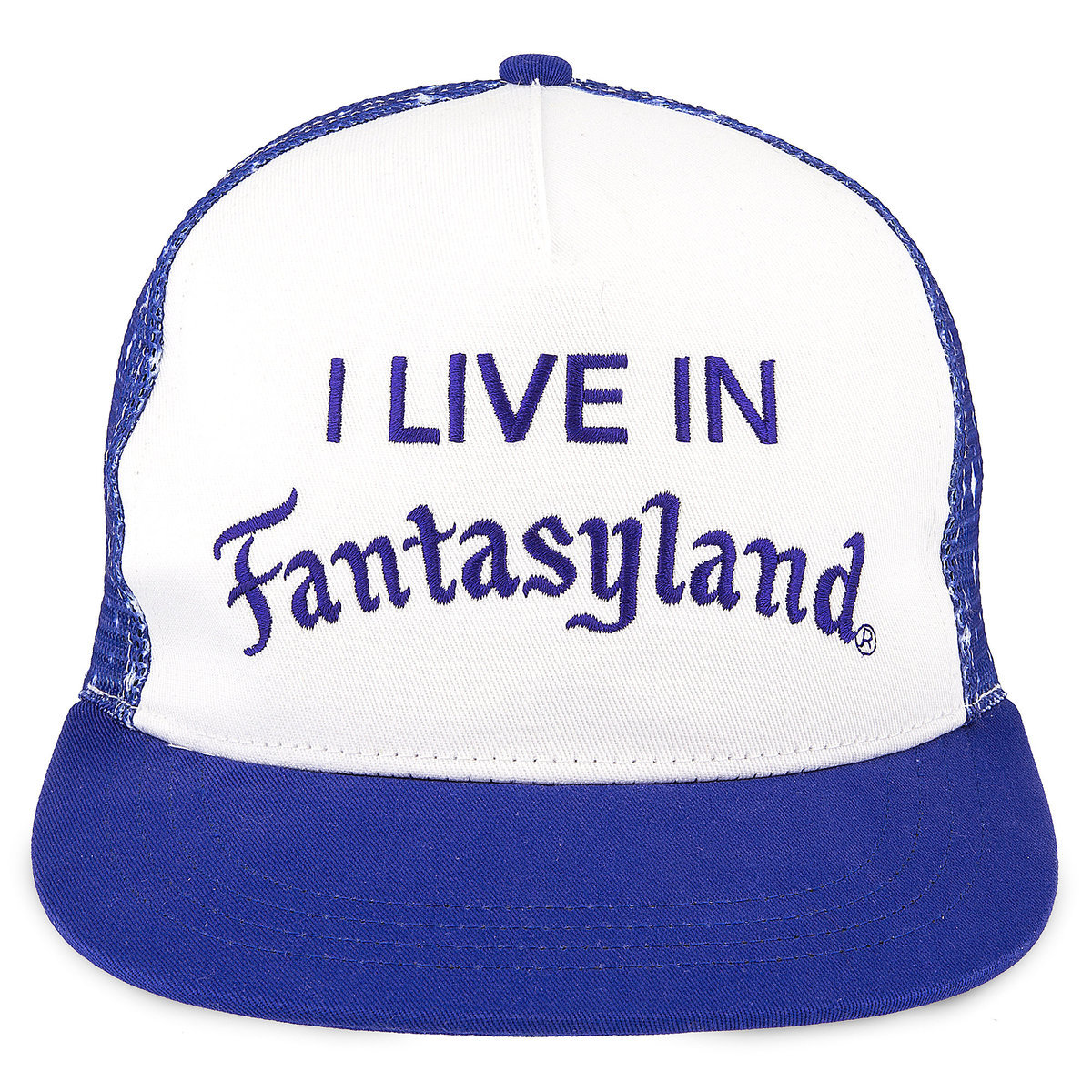 8aa50c55c24 Product Image of   I Live in Fantasyland   Trucker Hat ...
