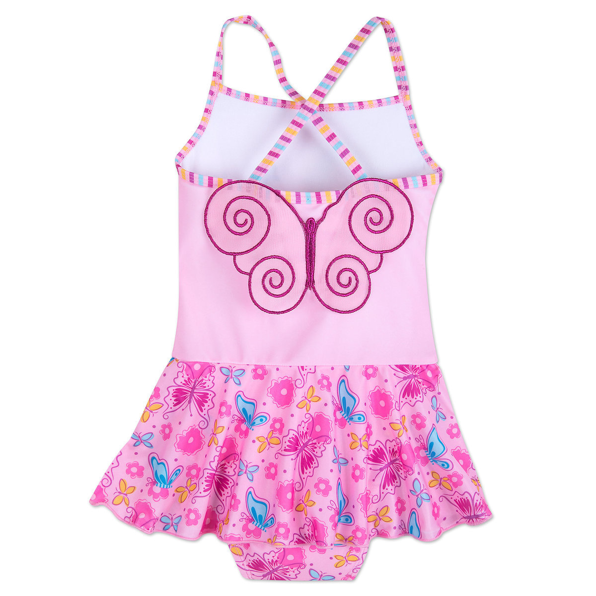 d87e9195c29f Fancy Nancy Swimsuit for Girls | shopDisney