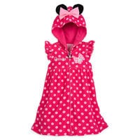 Image of Minnie Mouse Cover-Up for Girls - Personalizable # 1