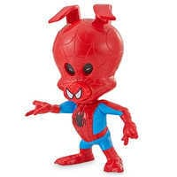 Image of Spider-Ham Spin Vision Action Figure - Spider-Man: Into the Spider-Verse # 2