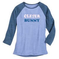 Image of Judy Hopps Raglan Long Sleeve T-Shirt for Women - Zootopia - Oh My Disney # 1