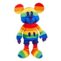Image of Rainbow Disney Collection Mickey Mouse Plush - Medium - 15 1/2'' # 1