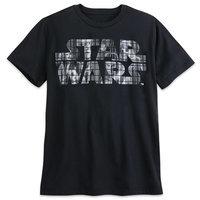 Image of Star Wars: The Last Jedi Metallic T-Shirt for Men # 1