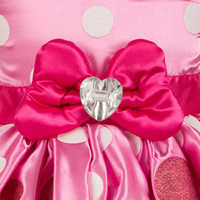 Image of Minnie Mouse Pink Dress Costume for Kids # 4