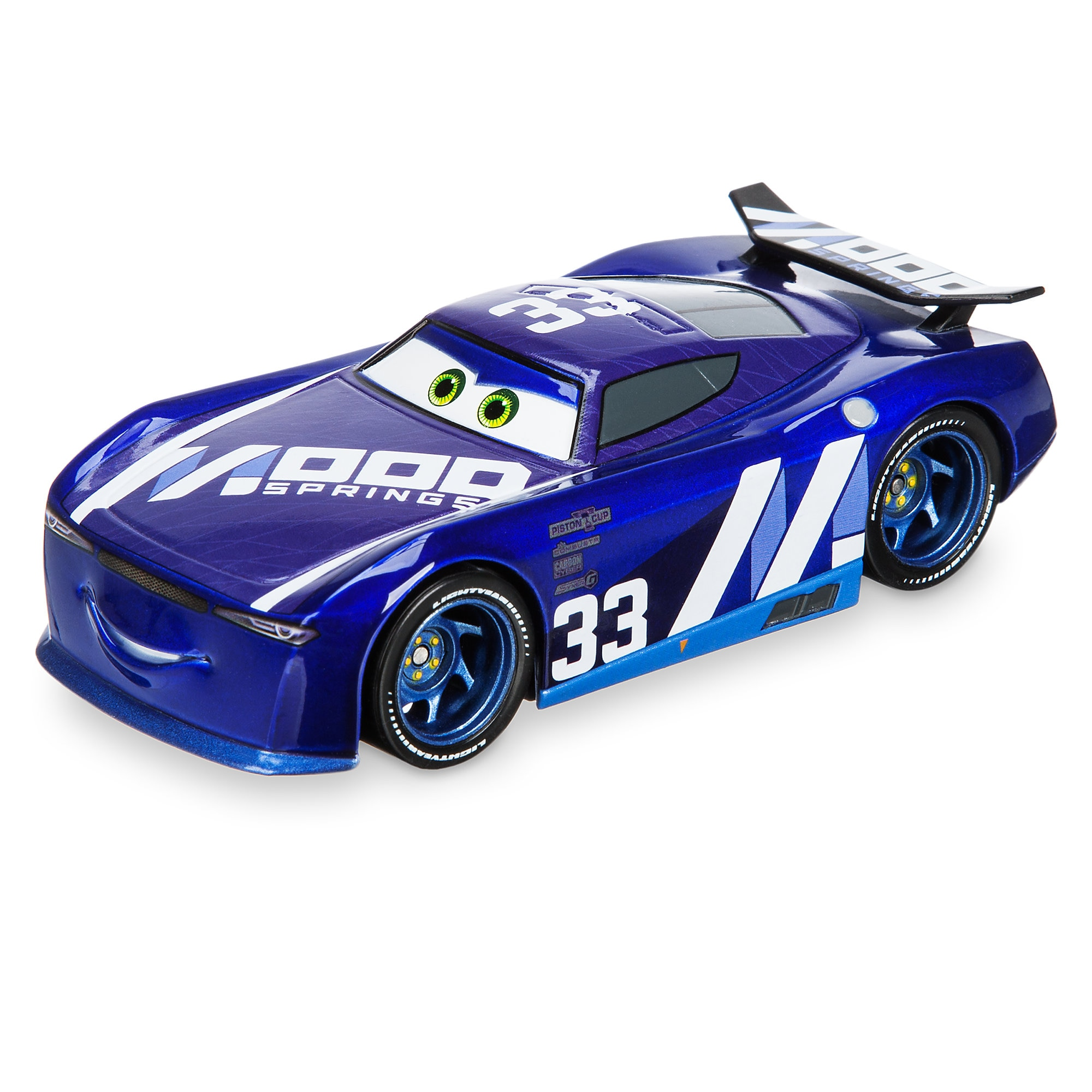 Ed Truncan Die Cast Car - Cars 3 - Chaser Series - Limited Release