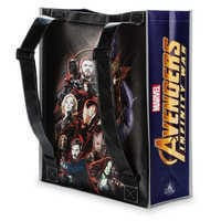 Image of Marvel's Avengers: Infinity War Reusable Tote Bag Backpack # 2