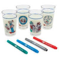 Image of Disney Cruise Line Drinkware and Marker Set # 1
