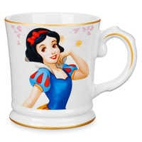 Image of Snow White Signature Mug # 1