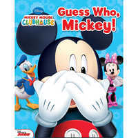 Image of Mickey Mouse Clubhouse: Guess Who, Mickey! Book # 1
