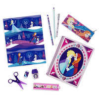 Image of Frozen Stationery Supply Kit # 1