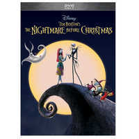 Image of Tim Burton's The Nightmare Before Christmas DVD # 1