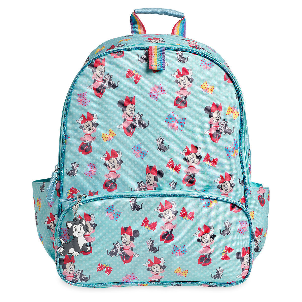 Product Image of Minnie Mouse Backpack for Kids - Personalizable   1 7b8414fa883d6