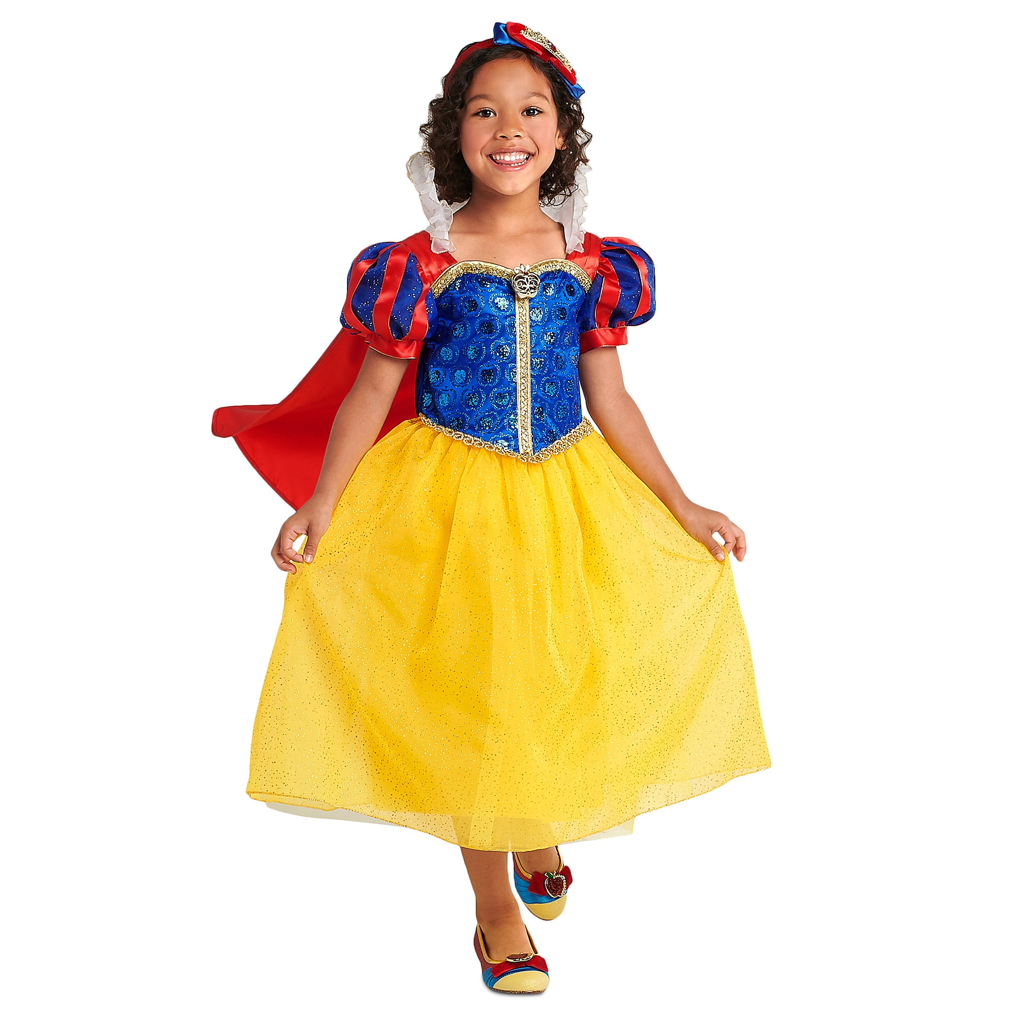 Captivating Snow White Costume Collection For Kids