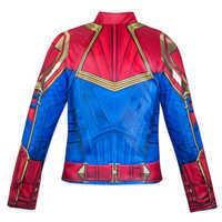 Image of Marvel's Captain Marvel Costume for Kids # 5