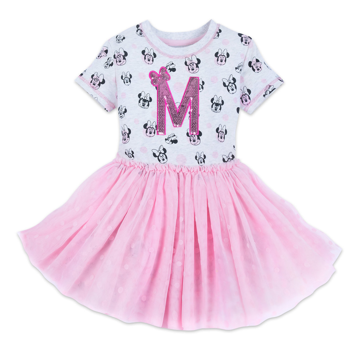 936d91183 Product Image of Minnie Mouse Tutu Dress for Girls # 1