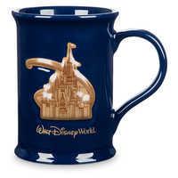 Image of Walt Disney World Medallion Mug # 1