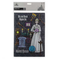 Image of The Haunted Mansion Magnet Set # 2