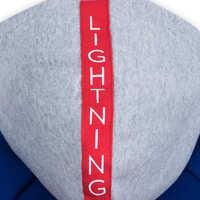 Image of Lightning McQueen Hooded Varsity Jacket for Boys # 4