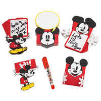 Image of Mickey Mouse Lunch Note Set - Disney Eats # 2