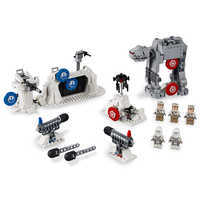 Image of Action Battle Echo Base Defense Play Set by LEGO - Star Wars: The Empire Strikes Back # 1