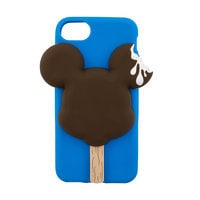 Image of Mickey Mouse Ice Cream Bar iPhone 7/6/6S Case # 1