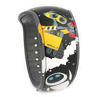 Image of WALL•E and EVE MagicBand 2 # 1