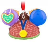 Image of Wreck-it Ralph Ear Hat Ornament - Ralph Breaks the Internet # 2