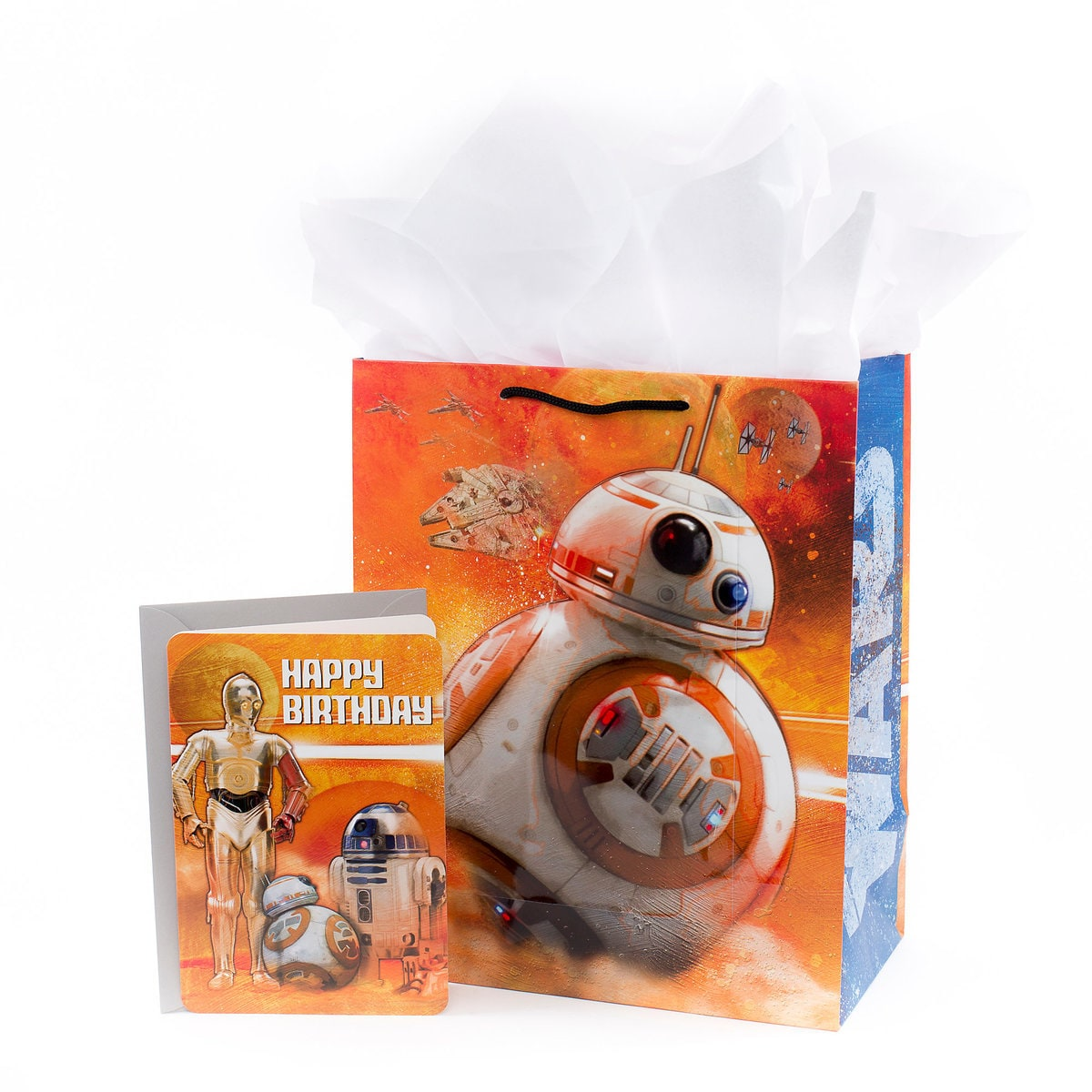 Star Wars Gift Bag Set