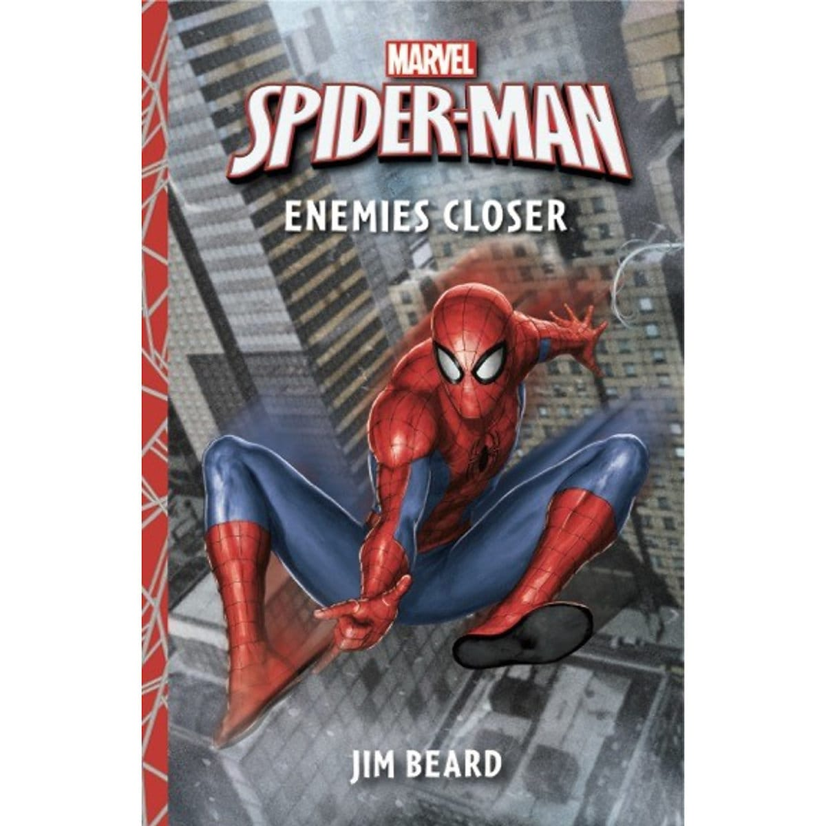 Image result for enemies closer spider-man