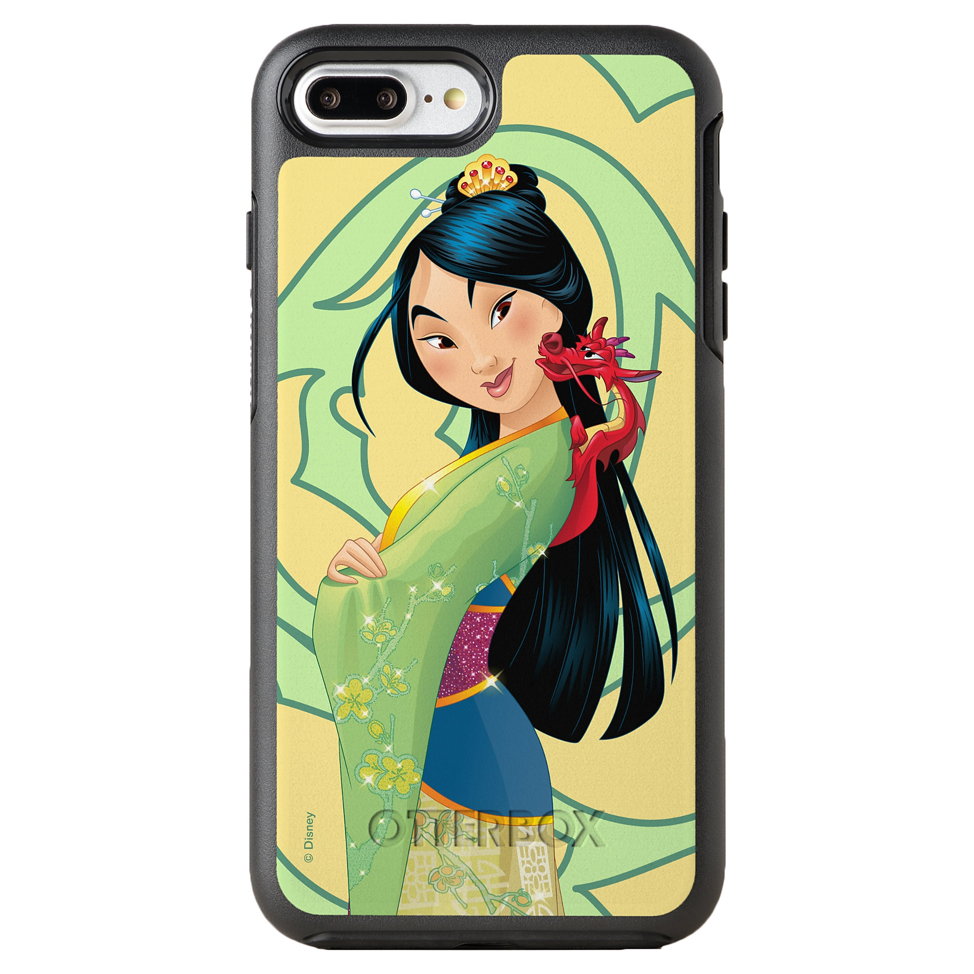 Mulan and Mushu iPhone 8 Plus/7 Plus Case - Customizable