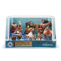 Image of Moana Deluxe Figure Playset # 2