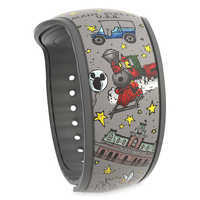 Image of Main Street U.S.A. MagicBand 2 - Walt Disney World - Limited Release # 1