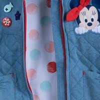 Image of Minnie Mouse Zip Jacket for Baby # 2