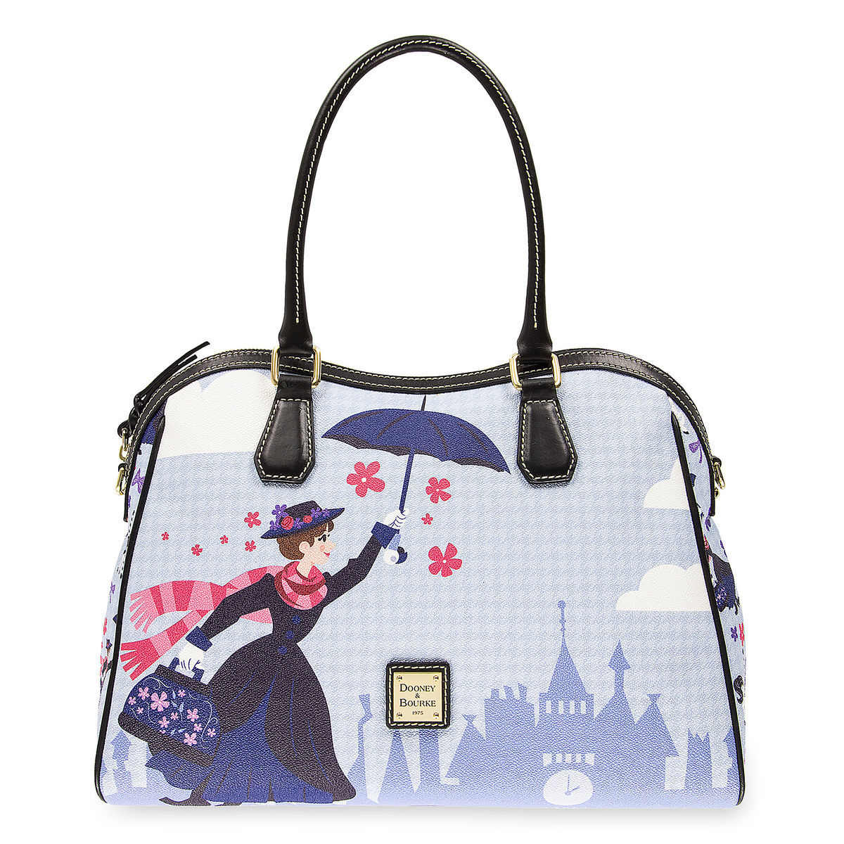 Product Image Of Mary Poppins Doctor Bag Satchel Dooney Bourke 1