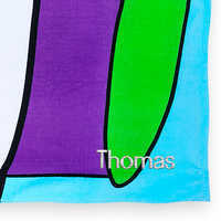 Image of Buzz Lightyear Beach Towel - Toy Story - Personalized # 2
