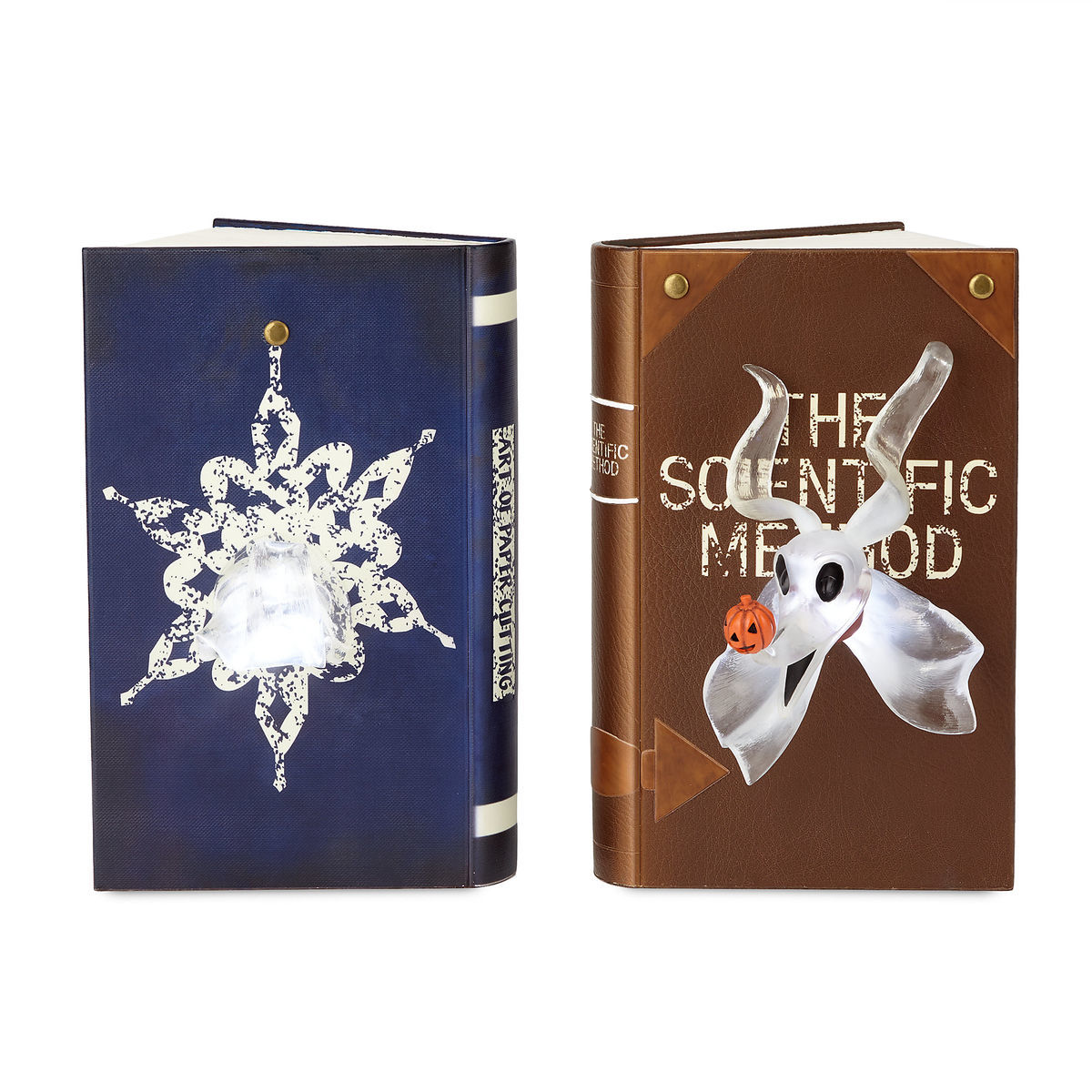 Zero Light-Up Bookend Set by Disney Showcase Collection - Nightmare ...