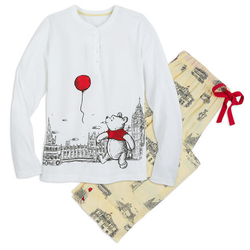 Winnie The Pooh Pajamas For Women Christopher Robin